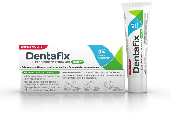 Dentafix packshot